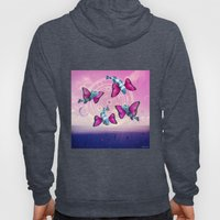 Flight Of The Butterfly … Hoody