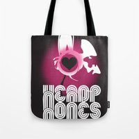 ♥ HEADPHONES Tote Bag
