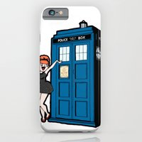Heather Who iPhone 6 Slim Case