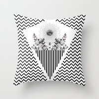 T.E.A.T.C.W. Ww Throw Pillow