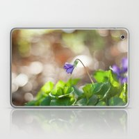 Wild Violet Laptop & iPad Skin