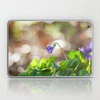 Wild Violet Laptop & iPad Skin