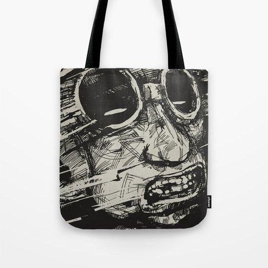 Speed Of Life II. Tote Bag