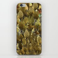 The Forest. iPhone & iPod Skin