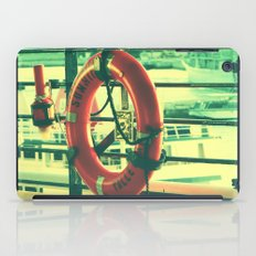 I'd rather drown (my troubles) iPad Case