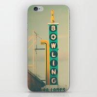 Bowling  iPhone & iPod Skin