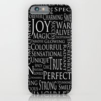 You Are All Of This And … iPhone 6 Slim Case