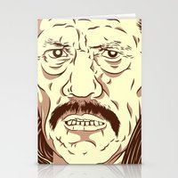 Don't Fuck With The Wron… Stationery Cards