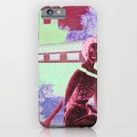 iPhone & iPod Case featuring Hot Dog by Jon Duci