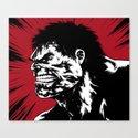 Hulk - Red Canvas Print