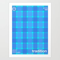 Tradition Single Hop Art Print