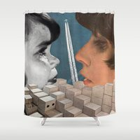 A Wider Echo Shower Curtain