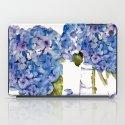 Hydrangea painting iPad Case