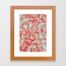 Error_ I Framed Art Print