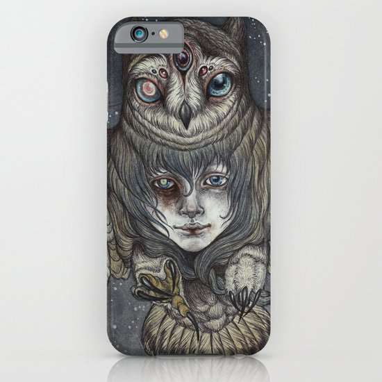 Ghosts in the Night iPhone & iPod Case