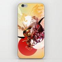Ikaru mkii iPhone & iPod Skin