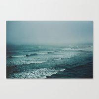 Across the Atlantic Canvas Print