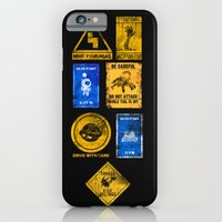 iPhone & iPod Case featuring USEFUL SIGNS by Letter_q