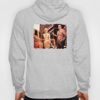 Betty & Don Draper from Mad Men - Painting Style Hoody