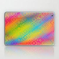 inca rainbow Laptop & iPad Skin