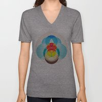 The Sky and You Unisex V-Neck