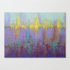 Dubstep IV Canvas Print