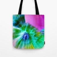 Poppies Reborn Tote Bag