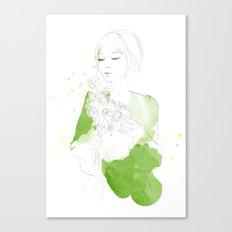 Myssi Canvas Print