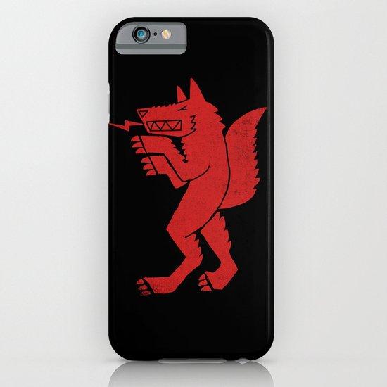 WEREWOLF, MAN WOLF iPhone & iPod Case
