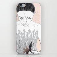 Black Swan  iPhone & iPod Skin