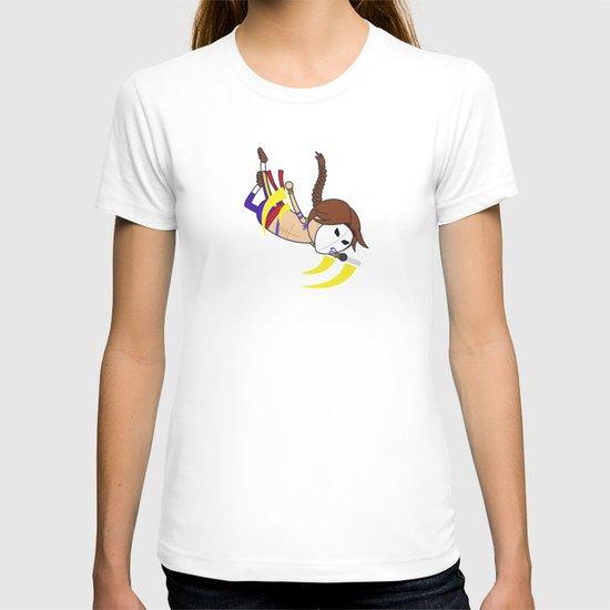 Flying Barcelona Attack T-shirt