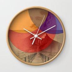 Earl Wall Clock