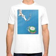 T-shirt featuring Facebook  by Gunberk