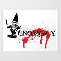 Gnomercy Art Print