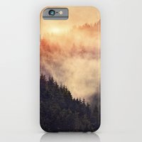 brain iPhone & iPod Cases featuring In My Other World by Tordis Kayma