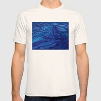 Pride Rock Mens Fitted Tee Natural SMALL