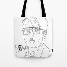 Liger Blood Tote Bag