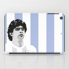 Maradona iPad Case