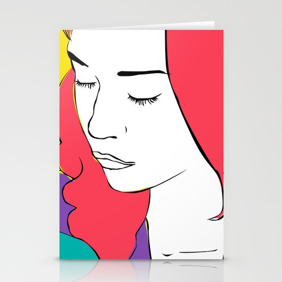 FIONA APPLE Stationery Card