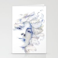 Goddess: Air Stationery Cards