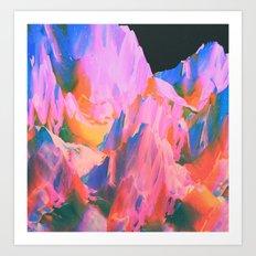 Gynchu Art Print