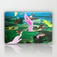 Do Androids Dream Of Ele… Laptop & iPad Skin