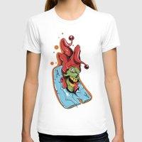 joker T-shirts featuring Joker by maf_
