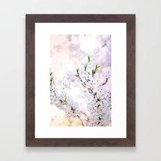 Water-colour Spring #4 Framed Art Print