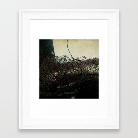 Transcend Framed Art Print