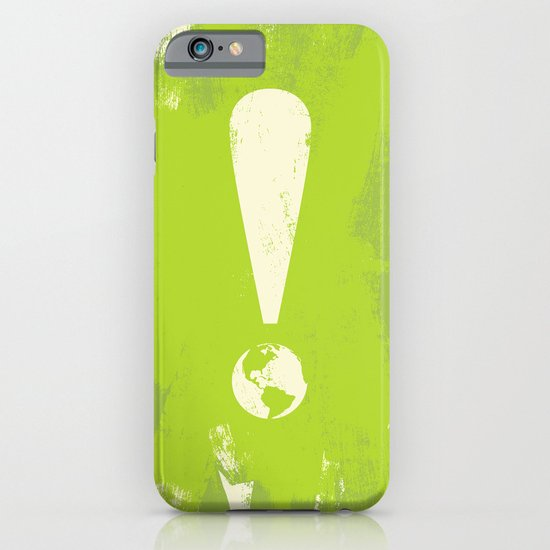 '___THE PLANET' iPhone & iPod Case