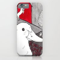 iPhone & iPod Case featuring Animal Farm by Rachel Kugelman