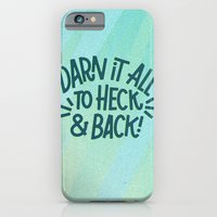 Darn It All iPhone 6 Slim Case