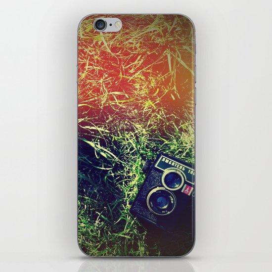 Memory maker iPhone & iPod Skin
