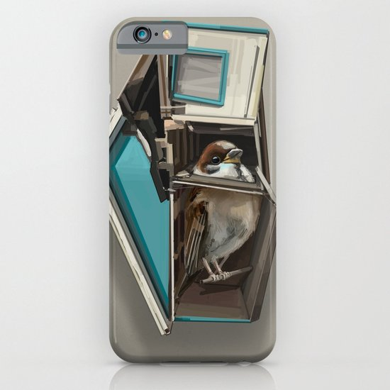 home bird iPhone & iPod Case